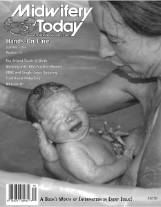 Midwifery Today Issue 70