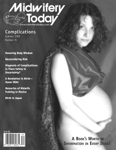Midwifery Today Issue 74