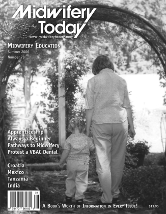 Midwifery Today Issue 78