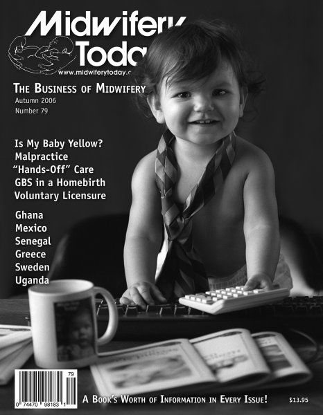 Midwifery Today Issue 79