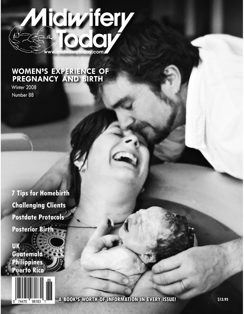 Midwifery Today Issue 88
