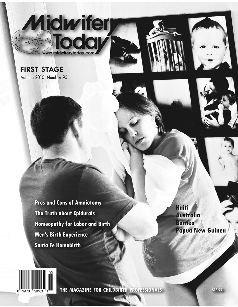 Midwifery Today Issue 95