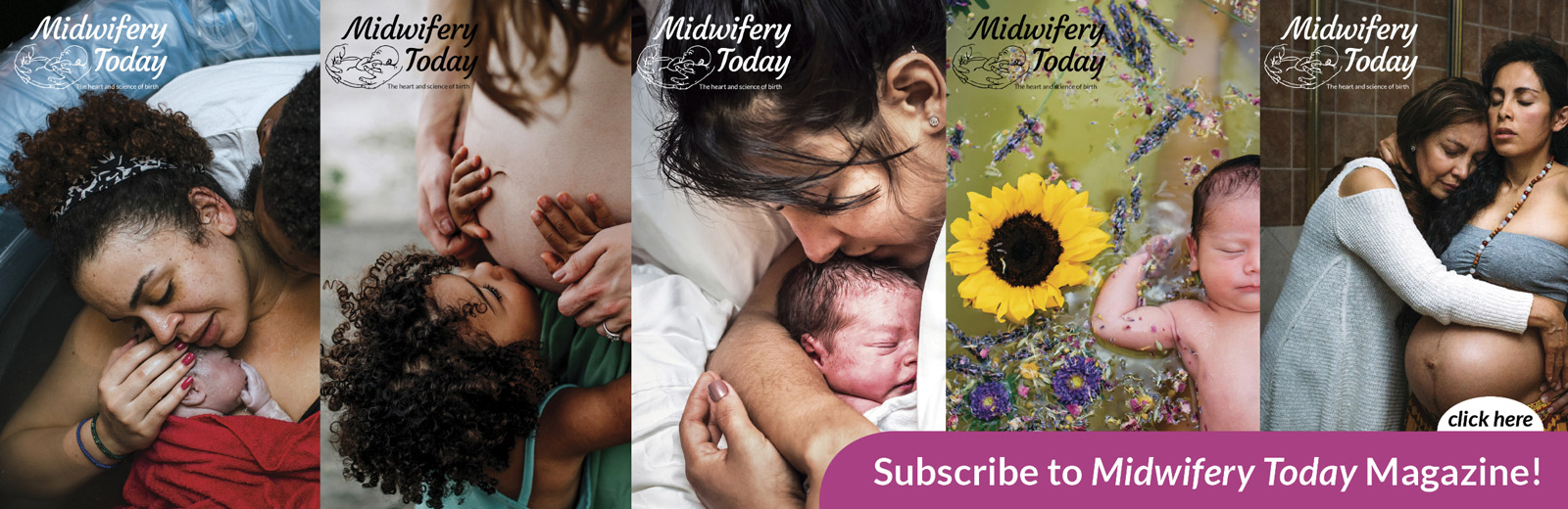 Midwifery Today Subscription