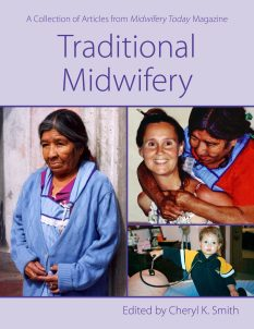 Traditional Midwifery Today E-Book Cover