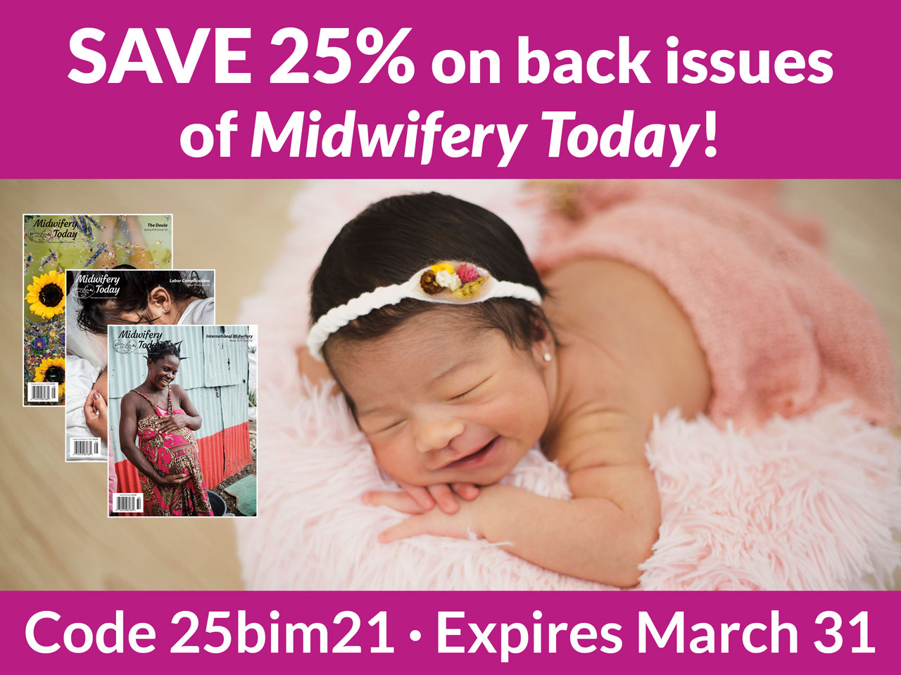 Save 25% on back issues