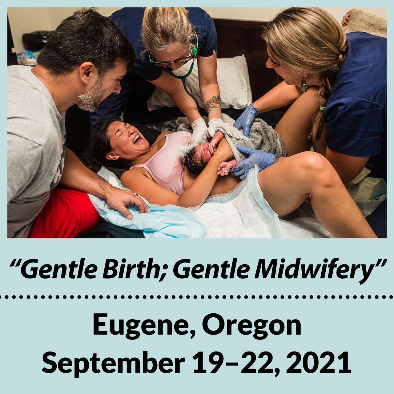 Eugene, Oregon, USA   September 19–22, 2021