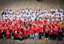 ZDJĘCIE: 2011-05-02 Dzień Flagi @Park Słowiański Głogów (fot.Sz.Gburek)