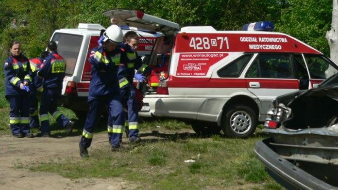 ZDJĘCIE: 2011-05-06 Ćwiczenia ratownicze – Akcja Neptun 2011 fot.M.Konys