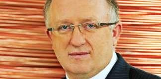 KGHM prezes Herbert Wirth
