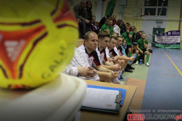 Głogowska Amatorska Liga Halowa @ Hala Widowiskowo-Sportowa im. Ryszarda Matuszaka, Gimnazjum nr 2