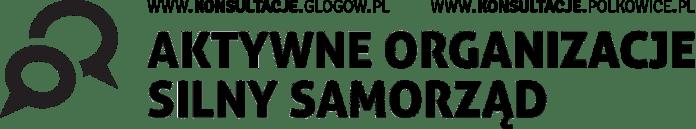 Aktywne Organizacje Silny Samorząd LOGO