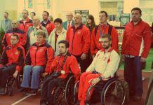 ZDJĘCIE: 2014-04-24 Filip Rodzik w Pucharze Świata 2014 w Strzelectwie Sportowym Osób Niepełnosprawnych