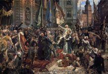 Zdjęcie: Konstytucja 3 Maja - obraz Jana Matejki