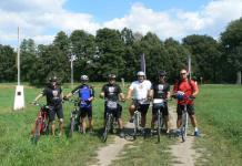 głogowska grupa rowerowa, cykliści