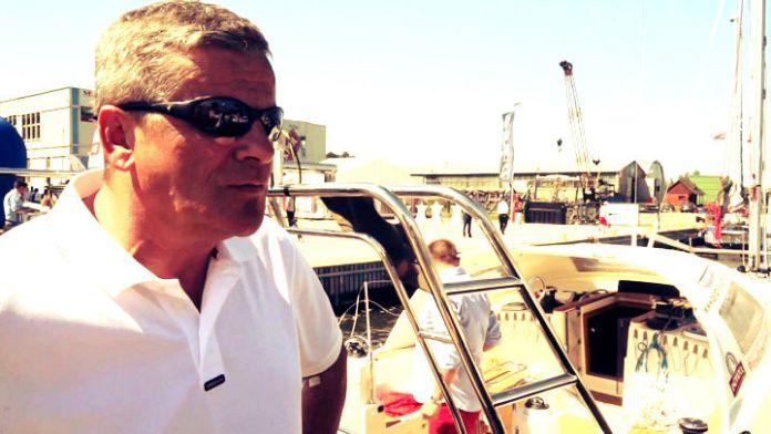ZDJĘCIE: kpt. Tomasz Cichocki - rejs dookoła świata