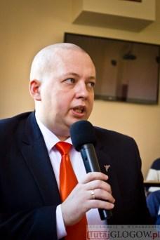 2014-11-04 Debata kandydatów na prezydenta z młodzieżą @PWSZ (fot.P.Dudzicki)