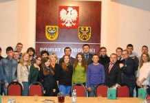 2014-11-20 młodzież ukraińska@Starostwo@Głogów