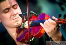 2014-11-21 Adam Bałdych Imaginary Quartet @Fortepiano (fot.P.Dudzicki)