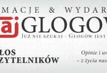grafika: TutajGLOGOW.pl - dział artykółów - Głos czytelników - opinie i uwagi Głogowian