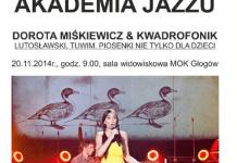 2014-11-18 plakat: akademia jazzu