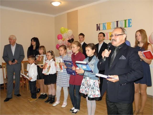 2014-11-12 zdjęcie: konkurs poetycki ruszowice
