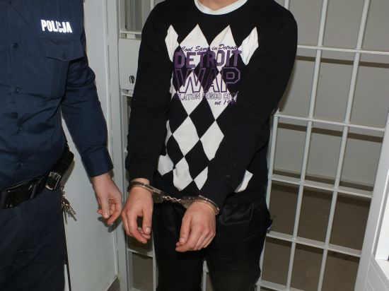 2014-12-01-zatrzymany na jazdę po pijanemu@Głogów