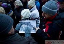 2015-01-22 Szlakiem starych głogowskich cmentarzy (fot.P.Dudzicki)