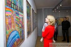2015-01-22 Wernisaż wystawy Ireny Osińskiej @MOK (fot.P.Dudzicki) 04