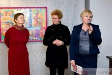 2015-01-22 Wernisaż wystawy Ireny Osińskiej @MOK (fot.P.Dudzicki) 09