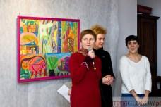 2015-01-22 Wernisaż wystawy Ireny Osińskiej @MOK (fot.P.Dudzicki) 14