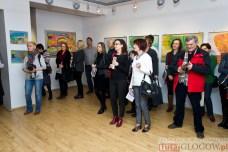 2015-01-22 Wernisaż wystawy Ireny Osińskiej @MOK (fot.P.Dudzicki) 15