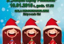 2015-01-08 plakat: kolęda graffiti