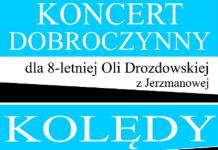 2015-01-02 plakat: koncert Ola Drozdowska
