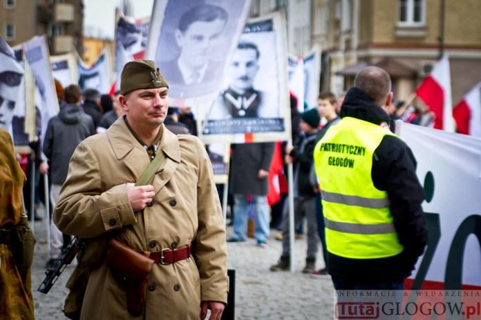 2015-02-28 Narodowy Dzień Pamięci Żołnierzy Wyklętych (fot.P.Dudzicki) 13