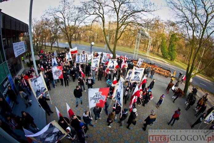 2015-02-28 Narodowy Dzień Pamięci Żołnierzy Wyklętych (fot.P.Dudzicki) 33