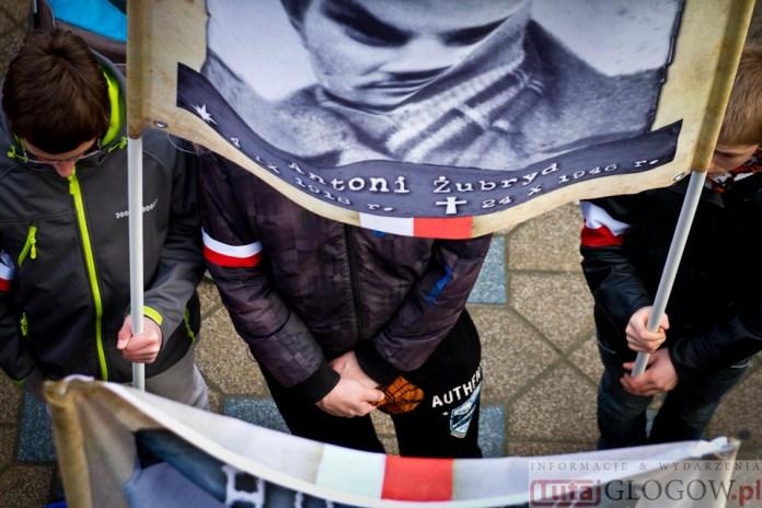 2015-02-28 Narodowy Dzień Pamięci Żołnierzy Wyklętych (fot.P.Dudzicki) 35