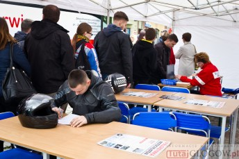 2015-04-18 Motokrew 2015 @Rynek (fot.P.Dudzicki)