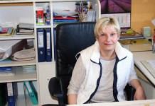 2015-05-26 Jolanta Schebitz-Herbert kierownik Domu dla Samotnych Matek z Dziećmi w Głogowie
