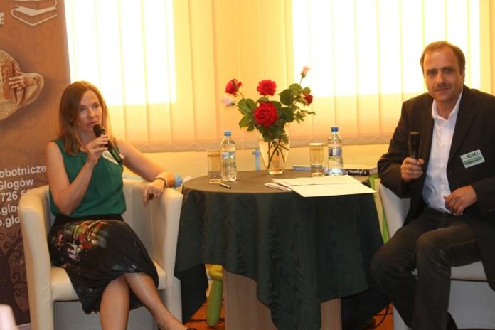 2015-06-16 XXI Głogowskie Konfrontacje Literackie @Miejska Biblioteka Publiczna (fot. A. Błaszczyk)