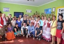 2015-08-14 Grupa Odnowy Wsi Chociemyśl walczy w Konkursie Piękna Wieś Dolnośląska @Chociemyśl (fot. UG Kotla)
