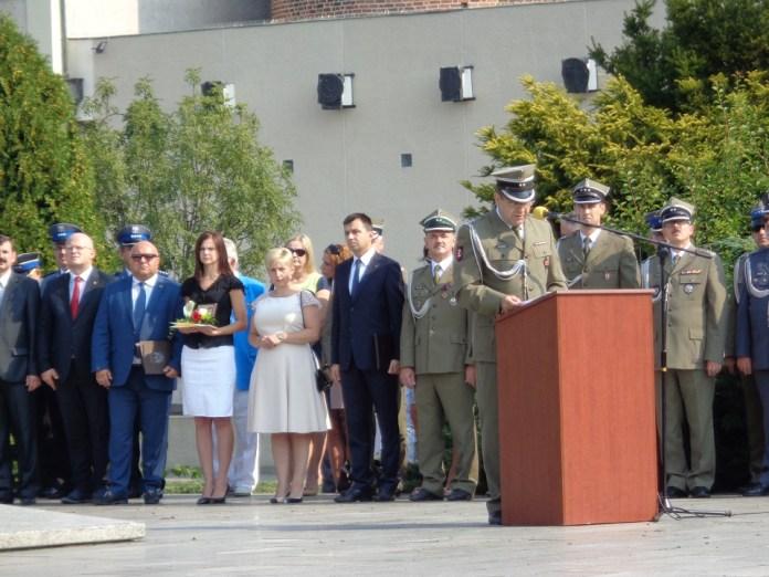 2015-08-15 Obchody Święta Wojska Polskiego @Pomnik Dzieci Głogowskich (fot. A. Błaszczyk)