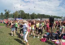 2015-08-31 Głogowianie zatańczyli dla Wiktora i Pauliny @Chrobry Głogów S.A. (for. UM Głogów)1