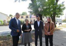 2015-09-07 Linia 51 już kursuje. W planach porozumienie z gminą Jerzmanowa @plac Kolegiacki (fot. UM Głogów)