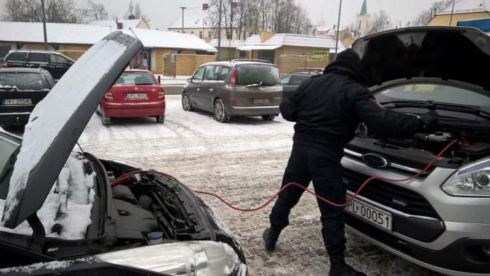 Akcja Akumulatory Straży Miejskiej w Polkowicach