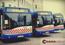 Miedziak.info.pl TutajGLOGOW.pl Komunikacja Miejska w Głogowie - nowe autobusy Solaris 2016-01-08