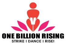 One Billion Rising logo
