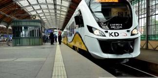 2016.06.14. Wrocław, nowe pociągi
