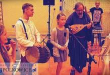 TutajPOLKOWICE.pl 2016-07-04 Jarmark Rzemieślniczy pomimo deszczu
