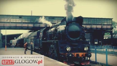 TutajGLOGOW.pl 170-lecie kolei w Głogowie pociąg dworzec kolejarze