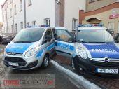 Nowe radiowozy w KPP w Głogowie (10.)